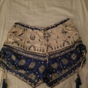 Spell & The Gypsy Collective Shorts - Moving Sale!!!  Spell and the gypsy Coyote Shorts